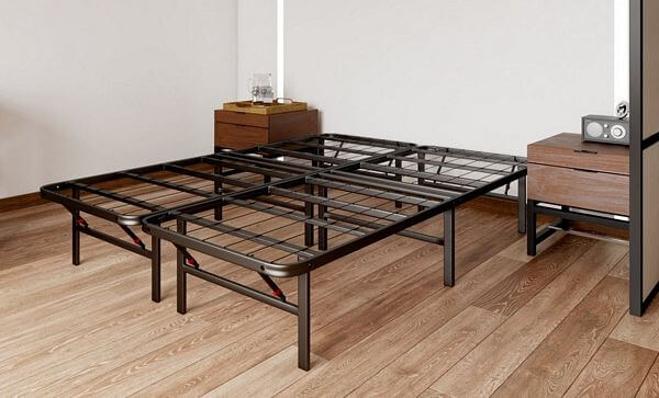 OSleep Platform Heavy Duty Metal Bed Frame