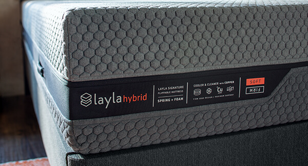 mattress that you can flip, copper-infused