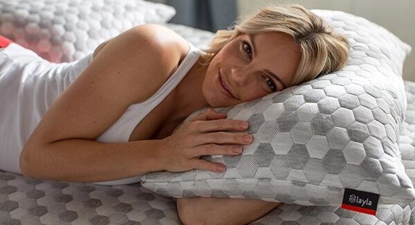 Layla Kapok pillow