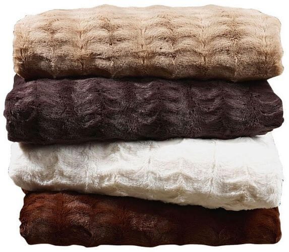 Super-Soft-Embossed-Faux-Fur-Throw-Blanket