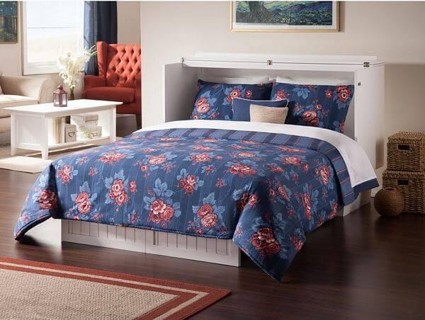 Atlantic-Nantucket-White-Queen-size-Murphy-Bed-Chest