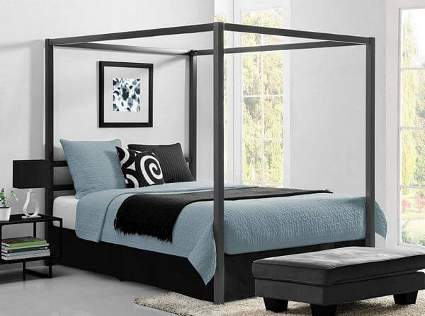 Avenue-Greene-Gia-Grey-Metal-Canopy-Bed
