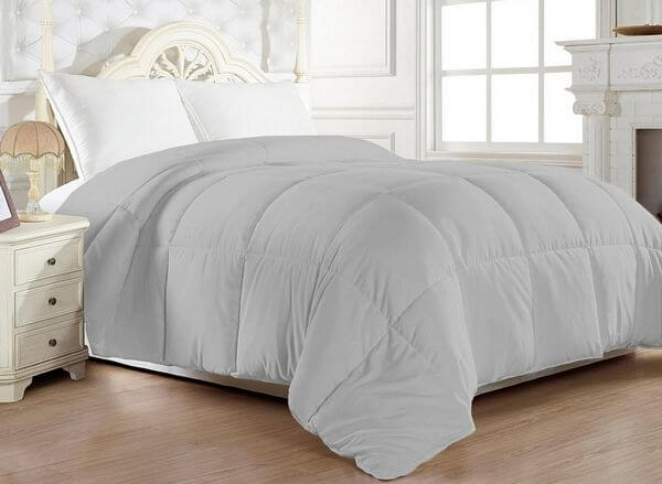 Elegant-Comfort-1200-Thread-Count-Egyptian-Cotton-Down-Alternative-Double-filled-Comforter