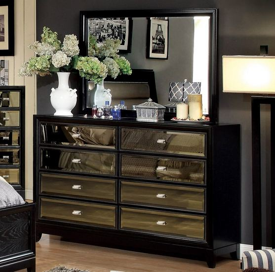 Furniture-of-America-Drago-Contemporary-2-piece-Dresser-and-Mirror-Set