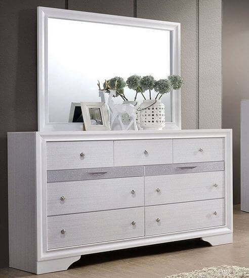 Furniture-of-America-Relo-White-2-piece-Dresser-and-Mirror-Set