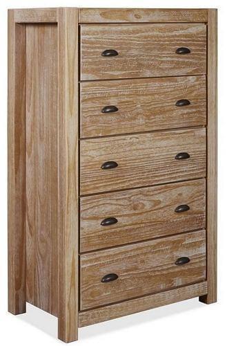 Grain-Wood-Furniture-Montauk-5-drawer-Solid-Wood-Chest