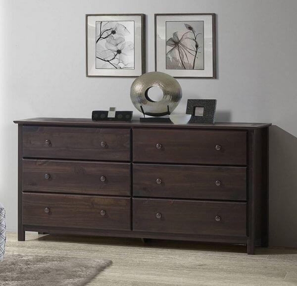 Grain-Wood-Furniture-Shaker-6-drawer-Solid-Wood-Dresser