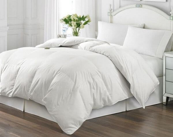 Kathy-ireland-White-Goose-Down-And-Feather-Comforter