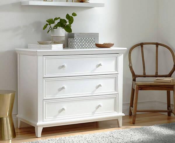 Kolcraft-3-drawer-Transitional-Dresser