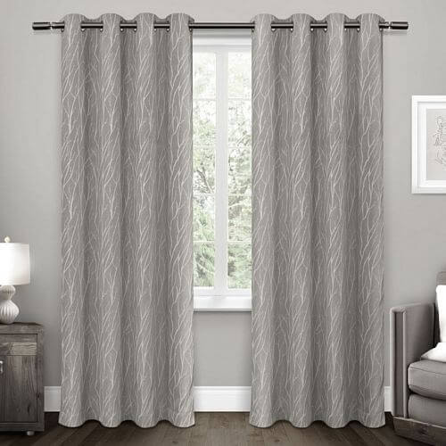 ATI-Home-Forest-Hill-Woven-Blackout-Grommet-Top-Curtain-Panel-Pair