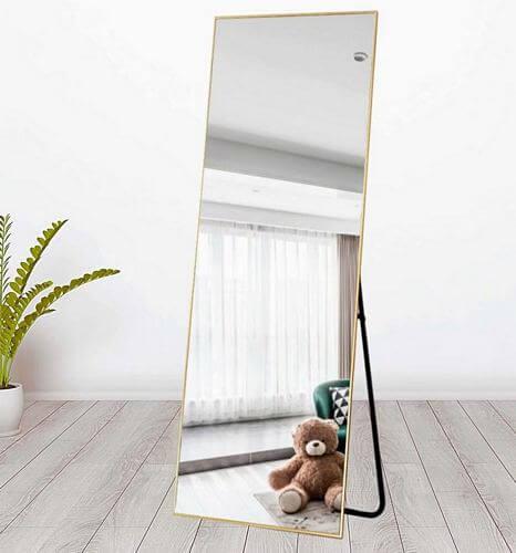 Carson-Carrington-Paaskynen-Aluminum-Alloy-Thin-Frame-Full-Length-Floor-Mirror