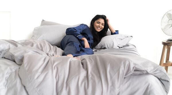 antimicrobial bed sheets