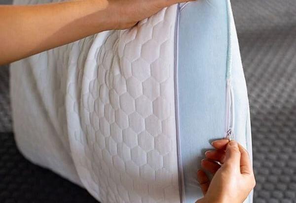 inside layla pillow