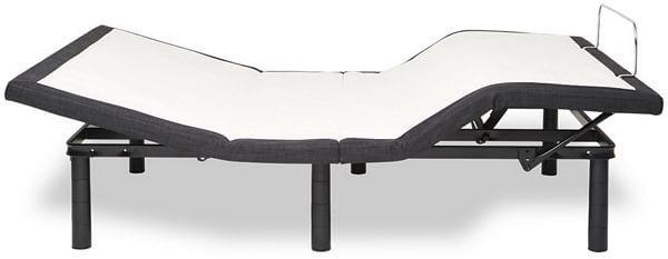 adjustable bed base with massage