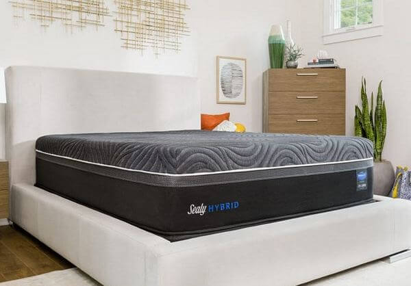 best firm hybrid cooling mattress