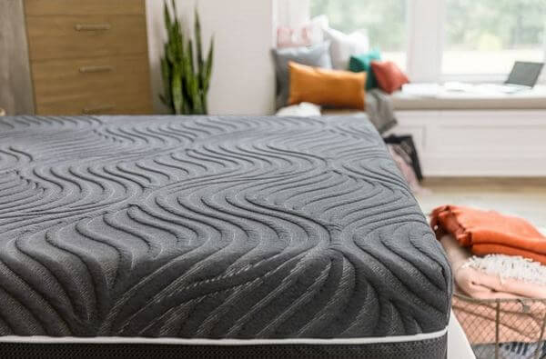 hybrid cooling mattress