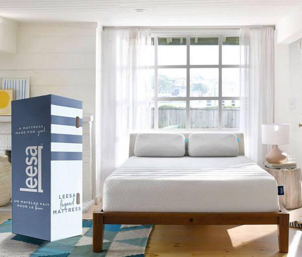 hybrid mattress coil and foam
