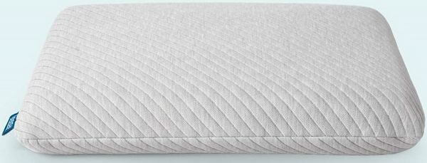 memory foam pillow with holes
