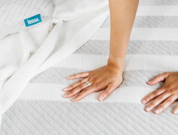 Leesa-Original-mattress-side-sleeping