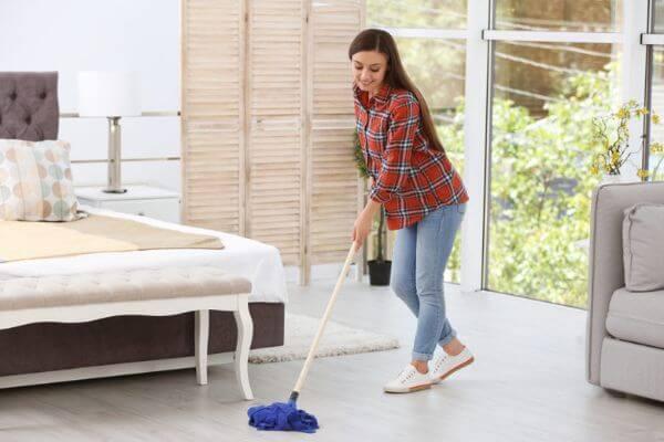 Bedroom Cleaning Hacks & Tips