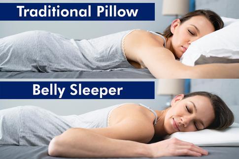 Thick-Pillow-vs-flat-pillow