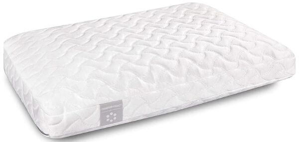 best pillow for stomach and back sleepers