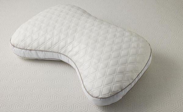 cooling contour pillow