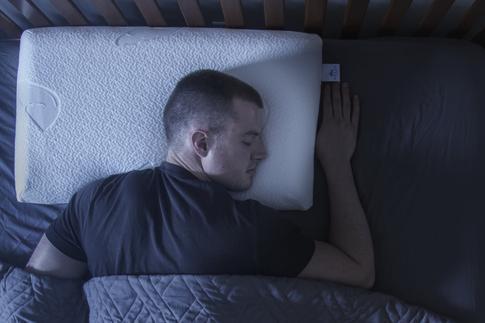 stomach-sleeper pillow