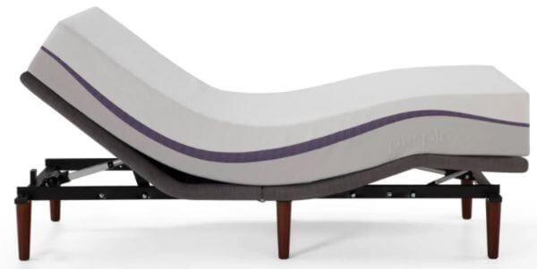 Purple Ascent bed