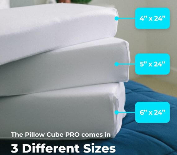 different-sizes-memory-foam-pillow