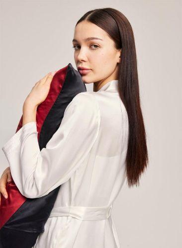 silk pillowcase for acne