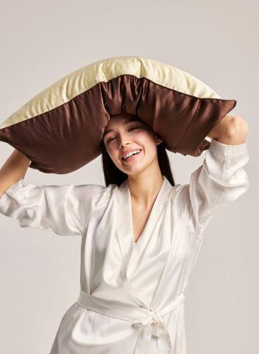 silk pillowcase for hair
