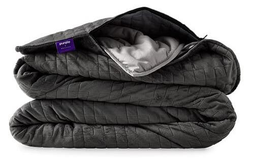 Purple-Weighted-Blanket